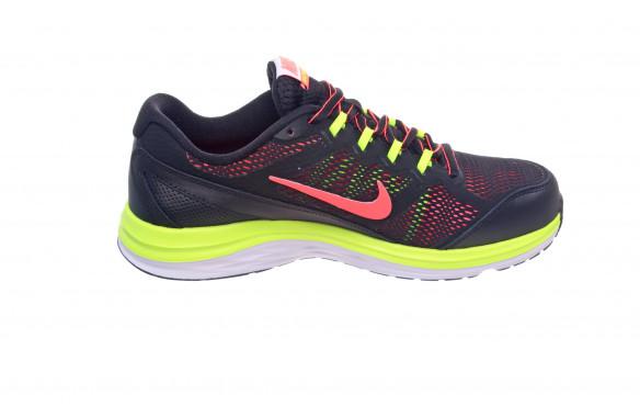 GS Zapatillas para ni/ño Nike Dual Fusion Run 3