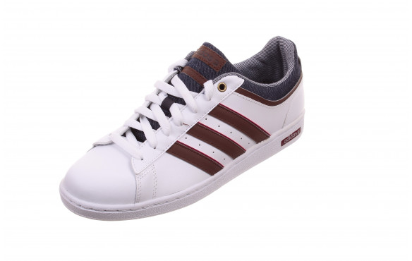 ADIDAS NEO DERBY SET LEATHER - LEA CORE