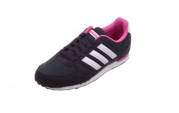 ADIDAS NEO CITY RACER MUJER TEXTIL