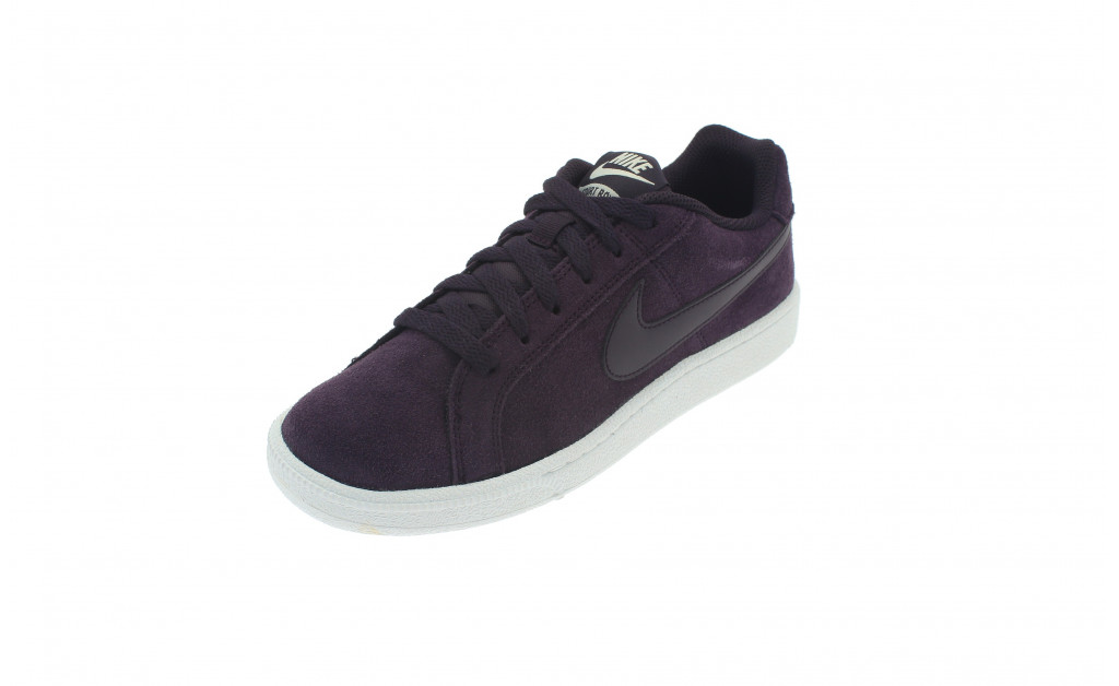 NIKE COURT ROYALE SUEDE MUJER IMAGE 1