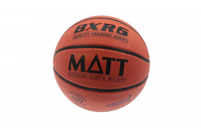 MATT BASKET BXR 6 QUALITY TRAINING
