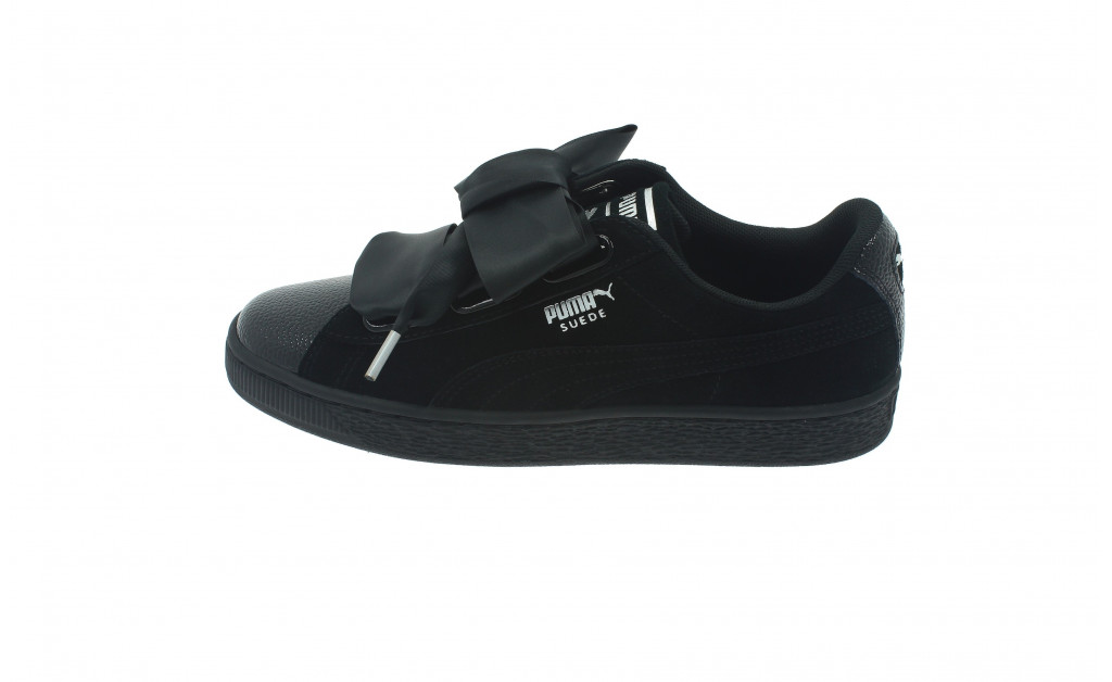 PUMA SUEDE HEART BUBBLE MUJER IMAGE 7