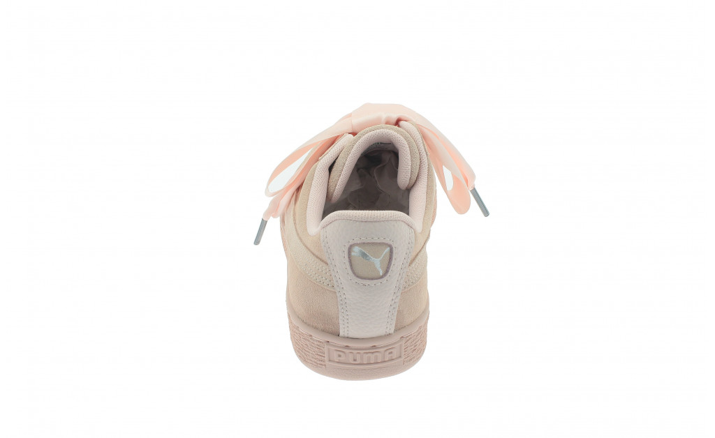 PUMA SUEDE HEART BUBBLE MUJER IMAGE 2