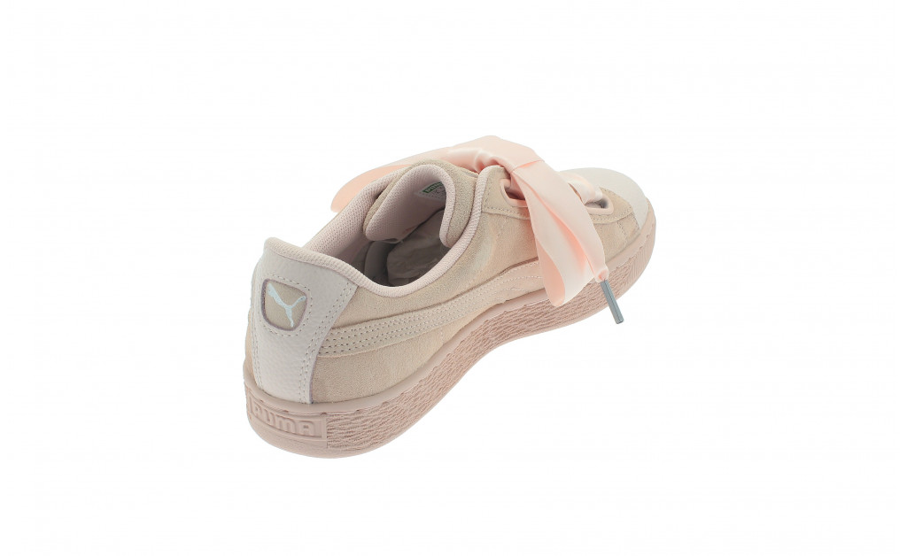 PUMA SUEDE HEART BUBBLE MUJER IMAGE 3