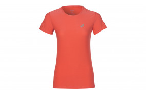 ASICS SS TOP MUJER