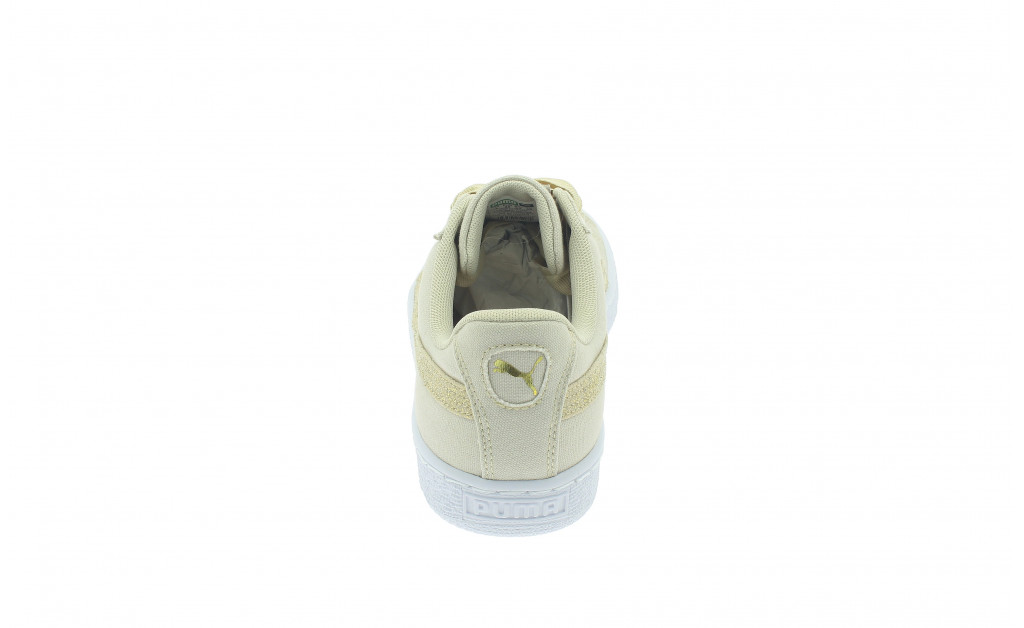 PUMA BASKET HEART CANVAS MUJER IMAGE 2