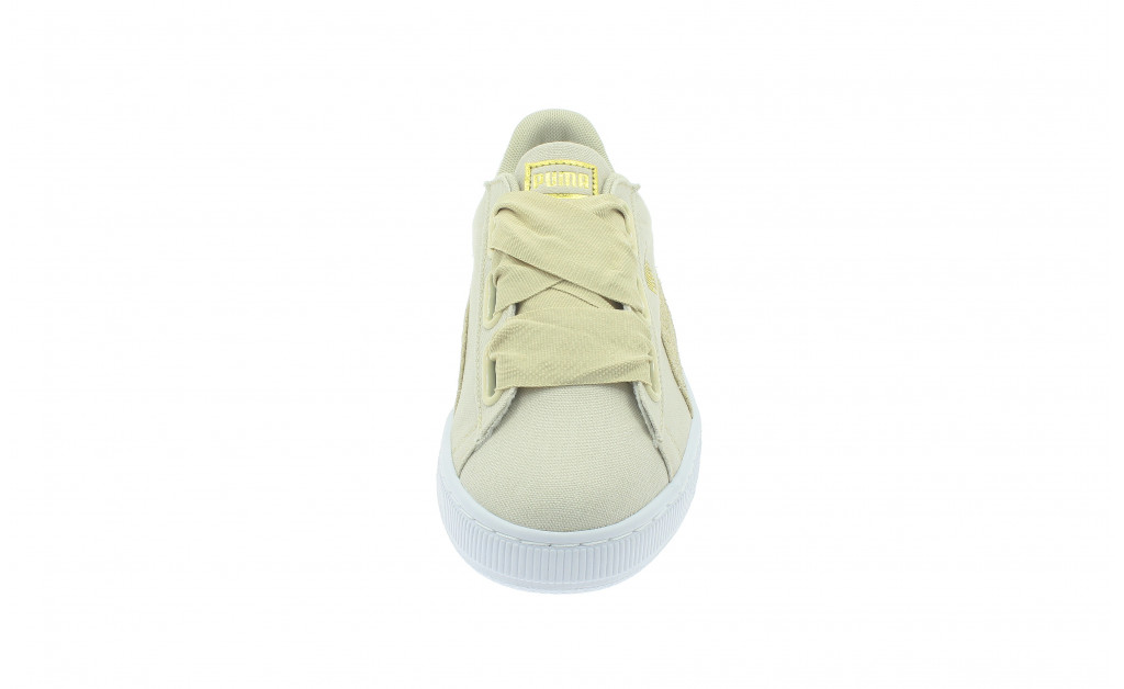 PUMA BASKET HEART CANVAS MUJER IMAGE 4
