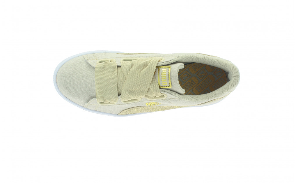 PUMA BASKET HEART CANVAS MUJER IMAGE 6