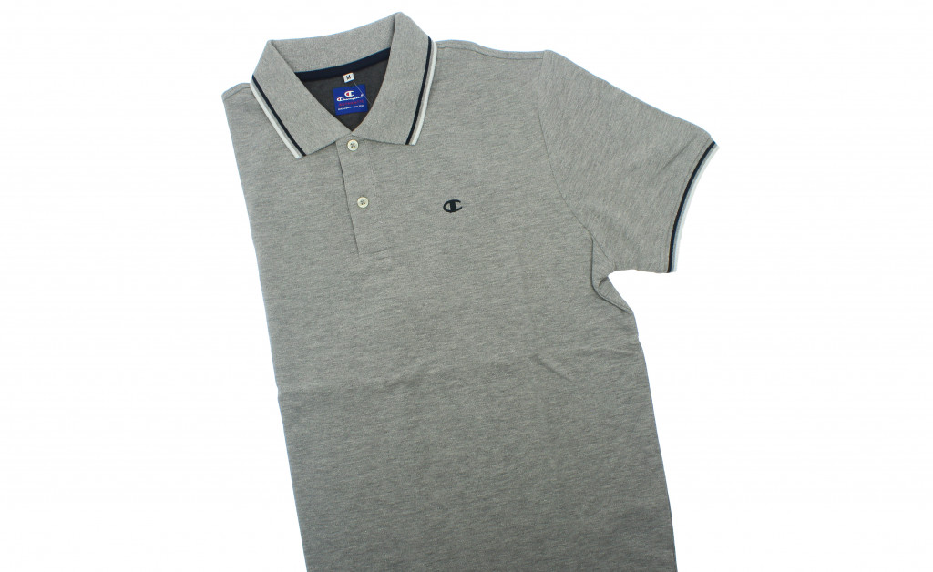 CHAMPION POLO LIGHT COTTON PIQUE IMAGE 4