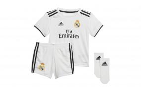 adidas MINICONJUNTO REAL MADRID BEBÉ 18/19