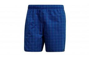 adidas CHECKERED SWIM SHORTS