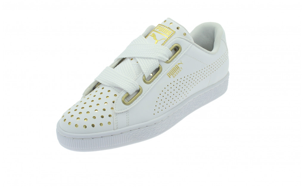 PUMA BASKET HEART ATH LUX MUJER IMAGE 1