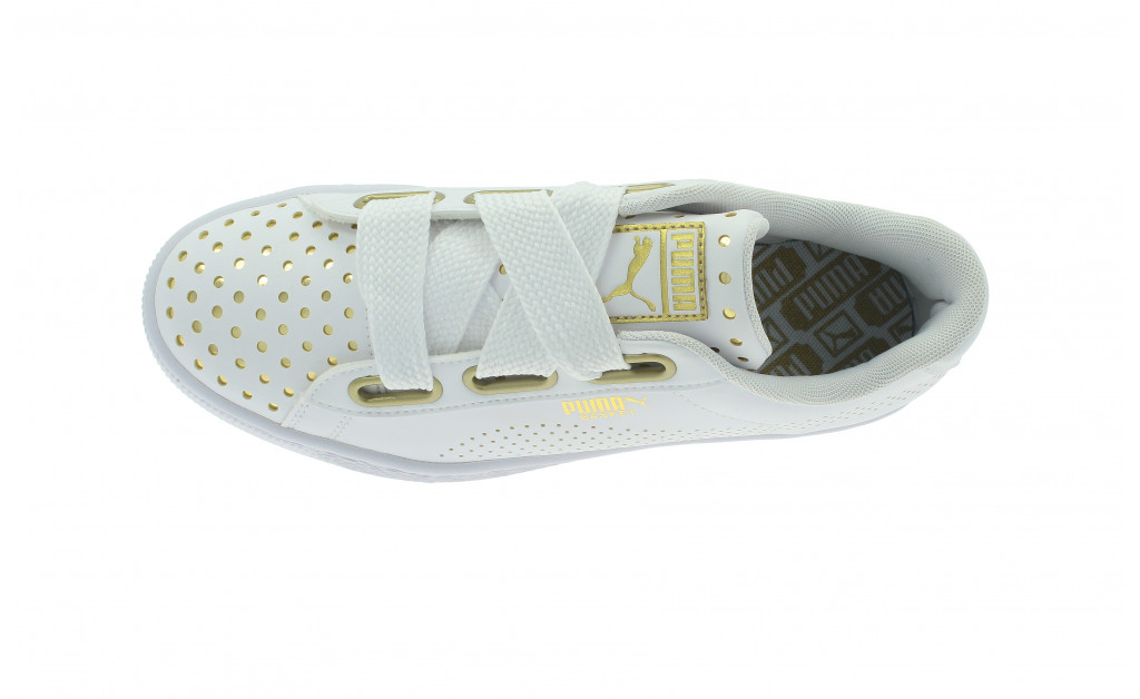 PUMA BASKET HEART ATH LUX MUJER IMAGE 6