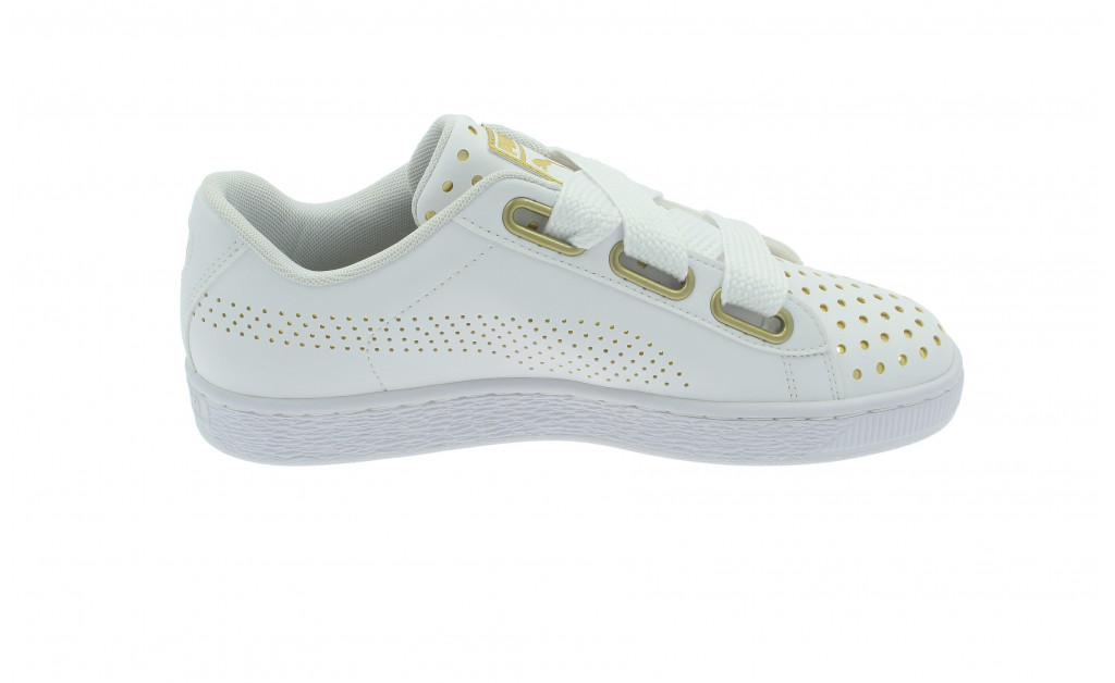 PUMA BASKET HEART ATH LUX MUJER IMAGE 8