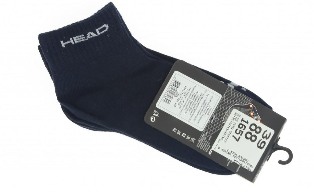 HEAD UNISEX QUARTER PACK 3 IMAGE 3