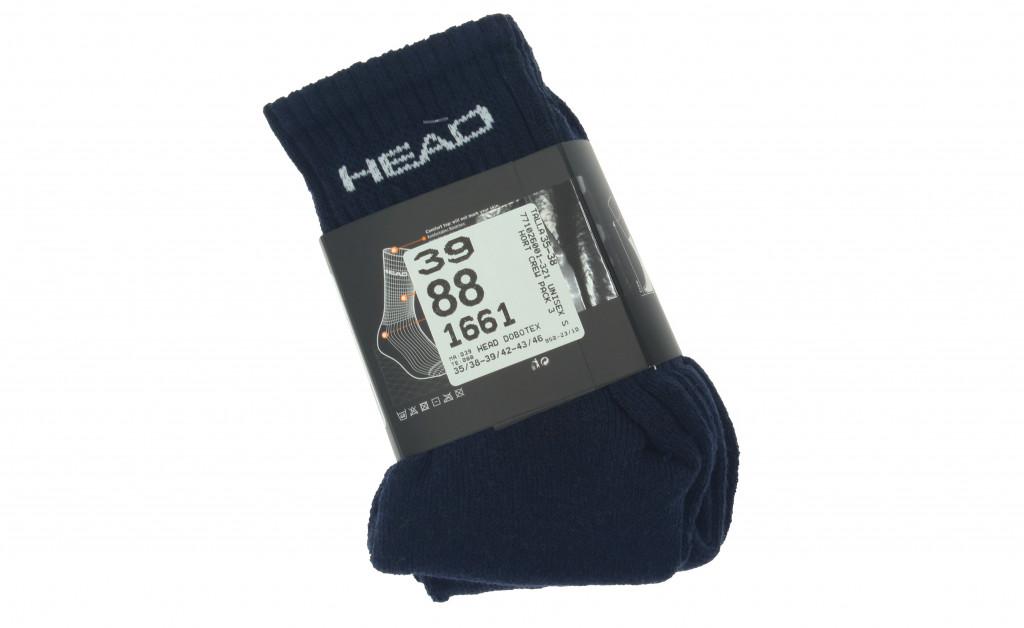 HEAD UNISEX SHORT CREW PACK 3 IMAGE 3