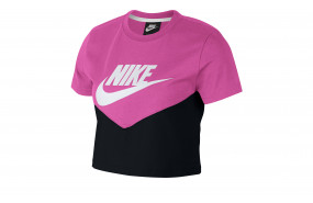 NIKE SW HERITAGE TOP SS